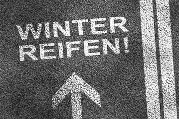 Winterreifen!