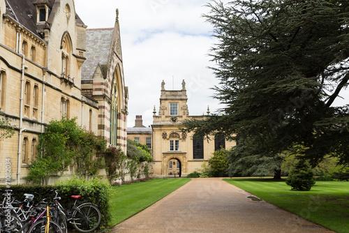 Zdjęcia na płótnie, fototapety, obrazy : trinity college oxford uk