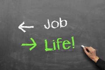 Job/Leben