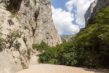Canyon de Paklenica