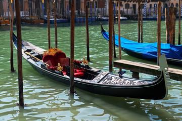 Venetian gondolas 007