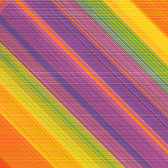 Abstract Background - Stripes and Lines