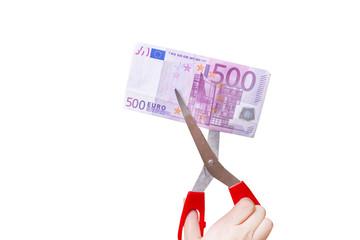 Geld Risiko