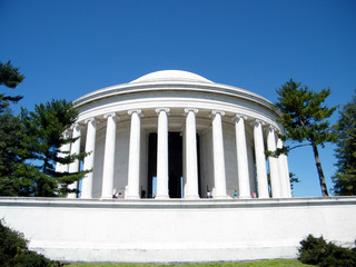 Washington the Jefferson Memorial 2010