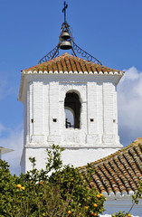 Church Tower of Almegijar, La Alpujarra