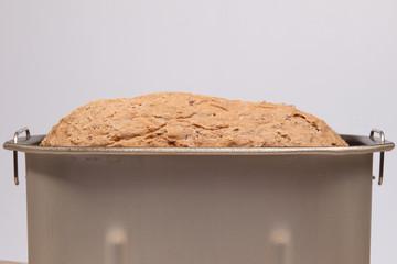 Brot in der Backform