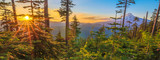 Beautiful Vista of Mount Hood in Oregon, USA. - 71088417