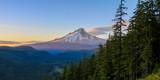 Beautiful Vista of Mount Hood in Oregon, USA. - 71088436