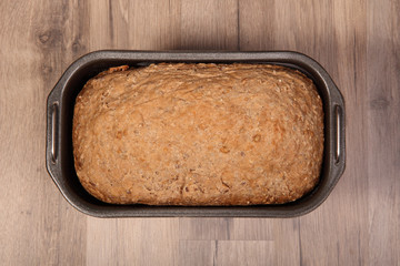 selbstgemachtes Brot 2