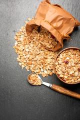 granola muesli