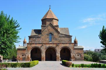 Церковь Святой Гаянэ в Эчмиадзине