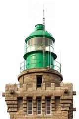 Lighthouse lantern isolated