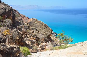 Бухта Шуаб, остров Сокотра. Йемен