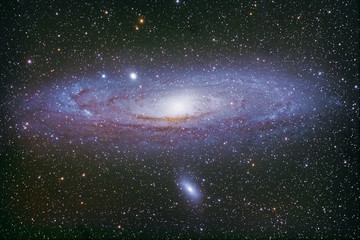 M31 - The great Andromedae Galaxy