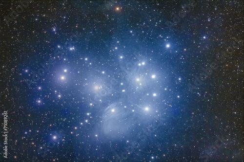 Fototapeta M45, The Pleiades cluster