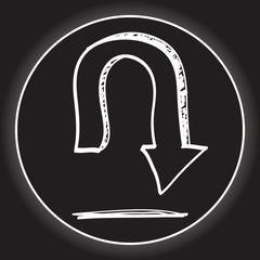 symbol turn