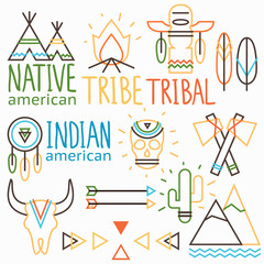 Tribal labels