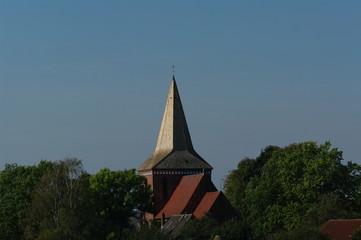 Kirche in Berkenthin 1