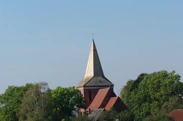 Kirche in Berkenthin 3