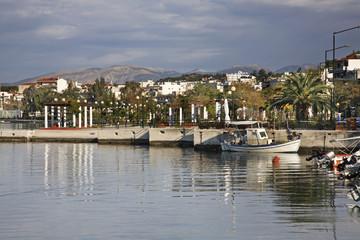 Igoumenitsa. Greece