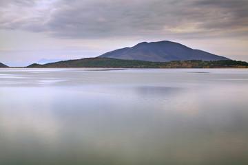 Ionian in sea Igoumenitsa. Greece