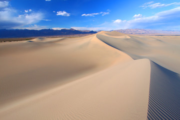 Mesquite Flat Sand Dunes California