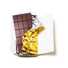 Chocolate bar.