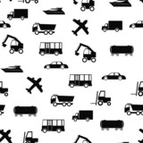 Pattern with transport
