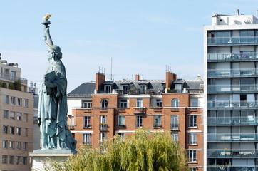 Statue de la liberté - Paris