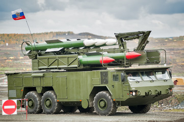 Bouck M2 surface-to-air missile systems