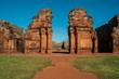 San Ignacio Mini Jesuites ruins, Misiones, Argentina - 71095471