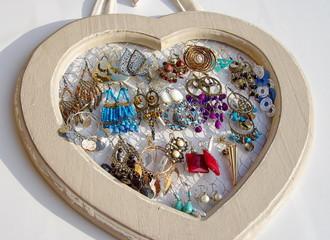 présentoir  a bijoux