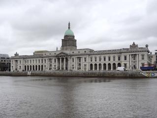 Dublin with Custom House