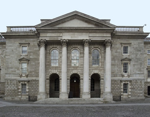 historic buildings in Dublin