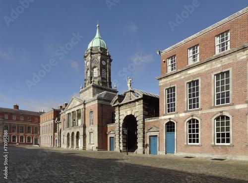 canvas print picture Dublin Castle