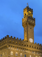 Medici palace tower