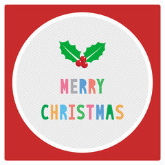 Merry Christmas greeting card19