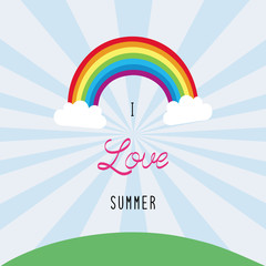 I love summer1