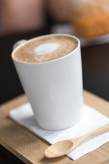 coffee (selective soft focus)