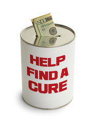 Find a Cure Can