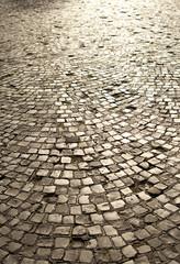 Road Cobblestone