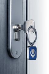 Love protection key