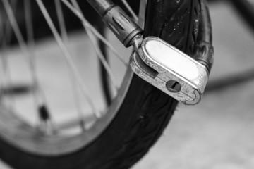 Bicycle lock-2