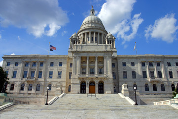 Rhode Island State House, USA..