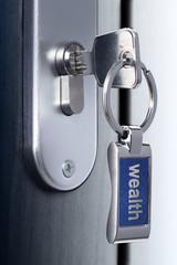 Key of wealth
