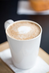 coffee (selective soft focus)