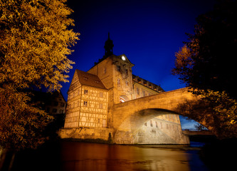 Das Alte Rathaus zu Bamberg