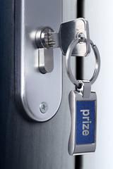 Key of prize