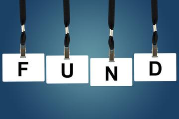 fund word