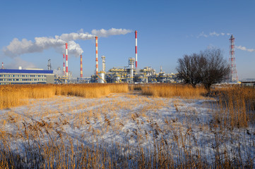 Rafineria, Gdańsk , Polska